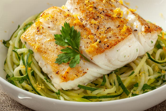Halibut 2 x 6 Oz. Portions – Fresh