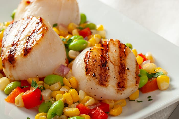 Sea Scallops U10 12 Oz. - Frozen